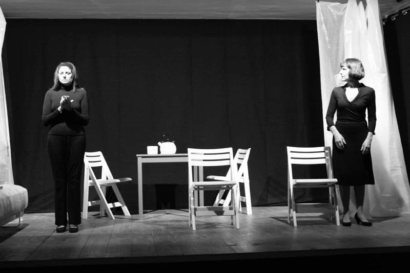 Cristina Del Sordo e Miriam Spera