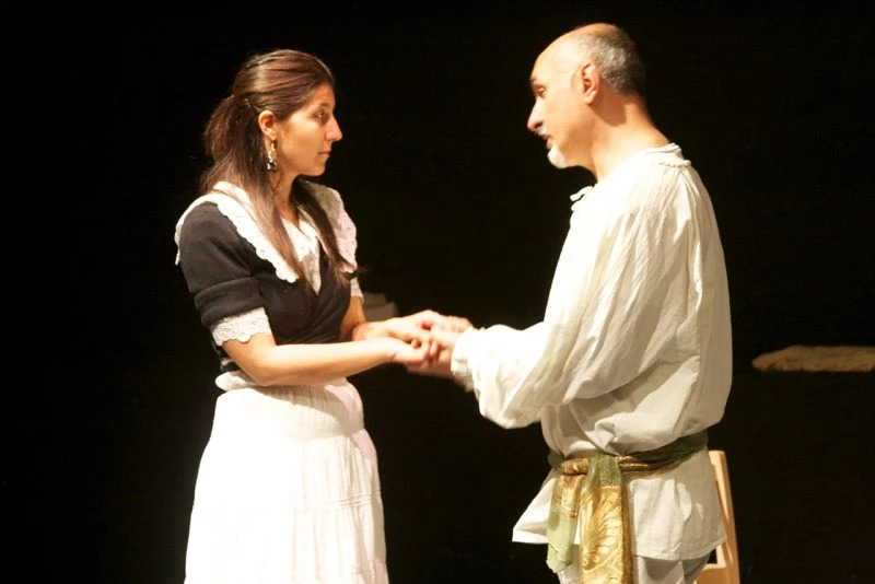 Monica De Simone e Marco Germanà