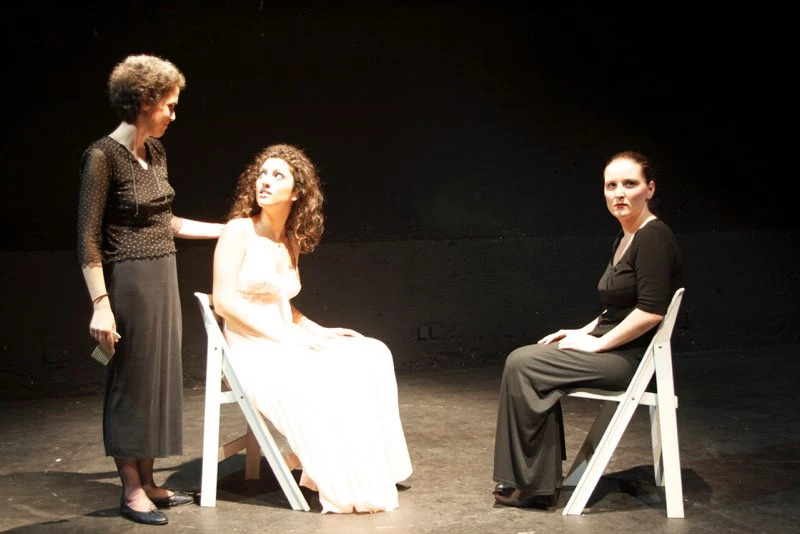 Luisa Monnet, Matelda Mori e Lydia O'Kane