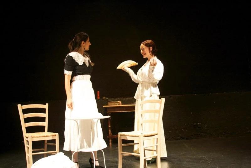 Monica De Simone e Sabrina Biso