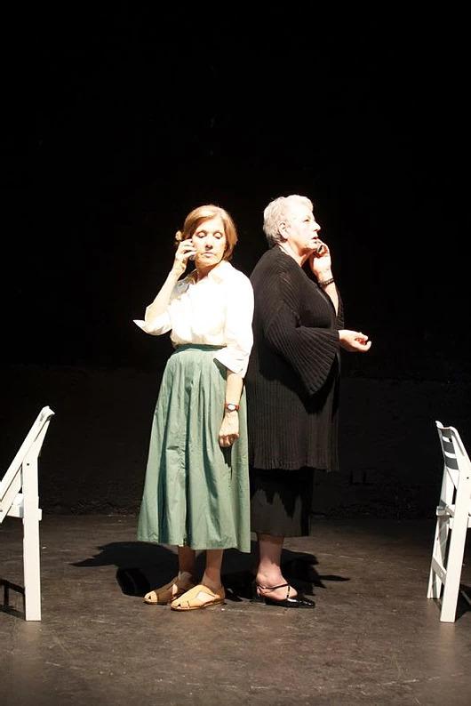 Francesca Raga e Anna Laura Cartocci