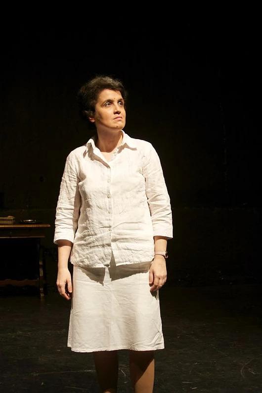 Luisa Monnet ha concluso il per-corso di Regia