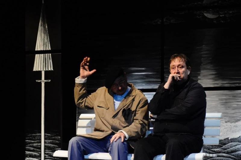Ambrogio Colombo e Renato Cecchetto