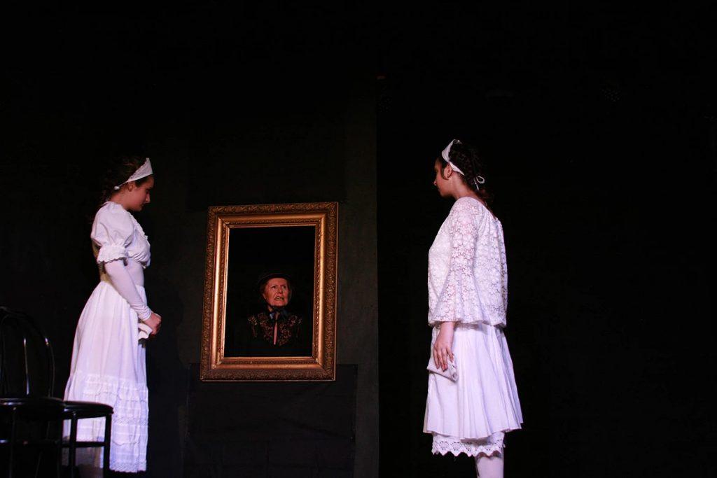 Elisa Colella, Tina Tesei e Simona Menichiello