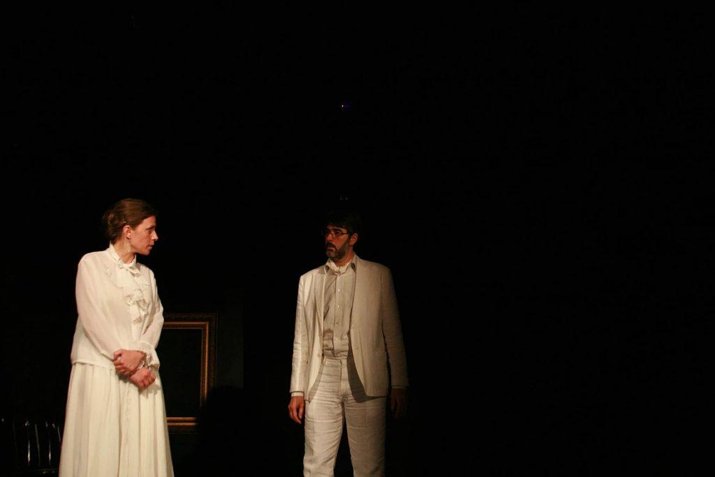 Fabiola Gizzi e Vittorio Di maio